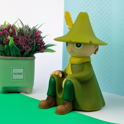 Moomin Snufkin nightlight 13cm in a gift box