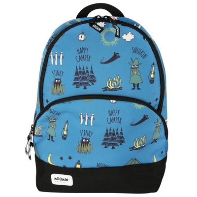 Moomin Toffle-backpack Trip, blue