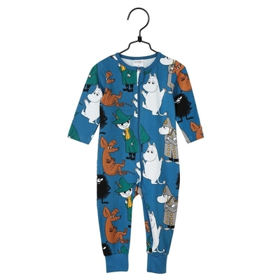 Moomin Watching pyjamas, blue