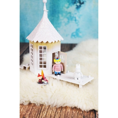 Moomin Winter Bath House