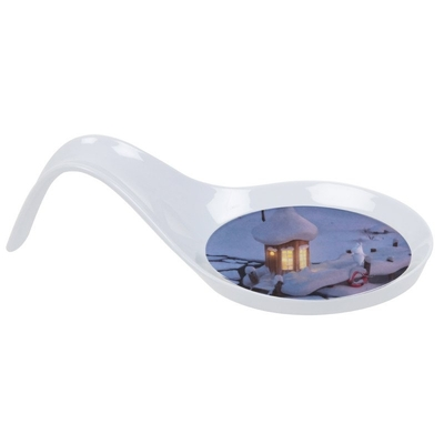 Moomin Winter kitchen spoon rest