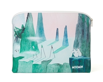 Moomin accessory / tablet pouch, Comet