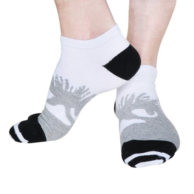 Moomin adults' Stinky socks white, 2 sizes
