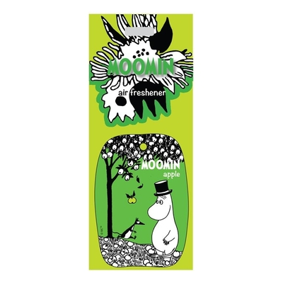 Moomin air freshener Moominpappa, apple