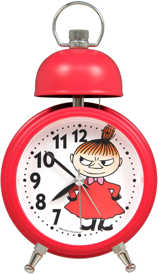 Moomin alarm clock, Little My
