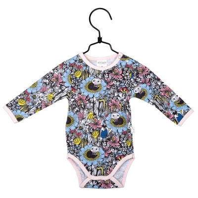 Moomin baby's body suit, Little My Dreaming