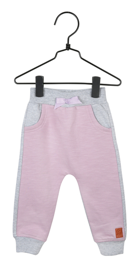 Moomin baby's trousers Duo, purple