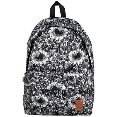 Moomin backpack Little My Daydreaming, grey