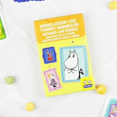 Moomin card game Moomins and Friends