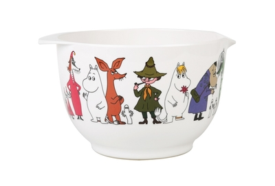 Moomin characters mixing bowl, 1L, S-size