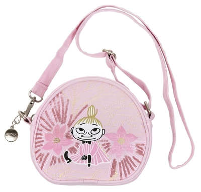 Moomin children's bag My dreaming, pink