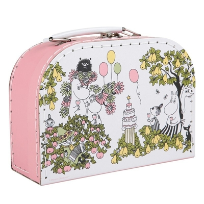Moomin children's case, garden