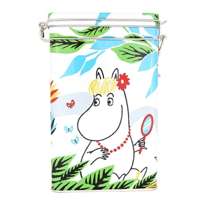 Moomin coffee jar, Meadow