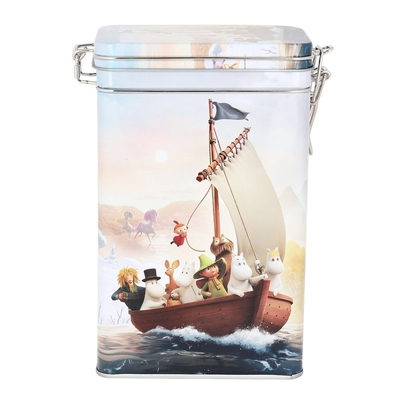 Moomin coffee jar Sailing