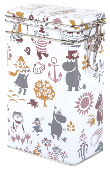 Moomin coffee jar Tove