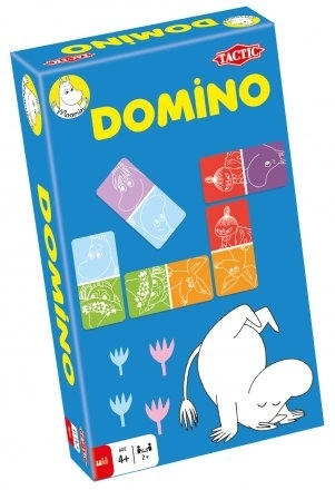 Moomin game Domino