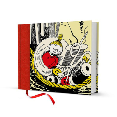 Moomin hardcover notebook My in Basket