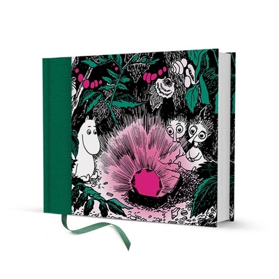 Moomin hardcover notebook Ruby