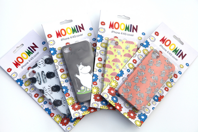 Moomin iPhone 4/4S Case