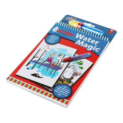 Moomin magic pad book