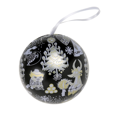 Moomin openable Christmas tree decoration, Too-Ticky's Christmas