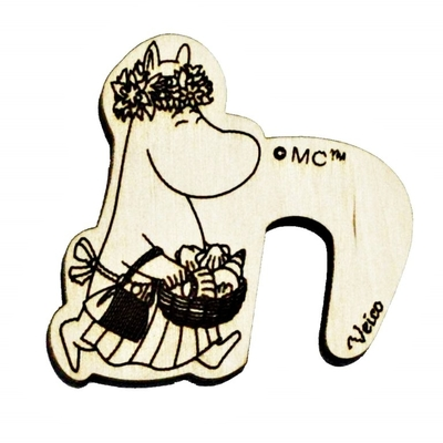 Moomin pot watcher, Moominmamma Midsummer