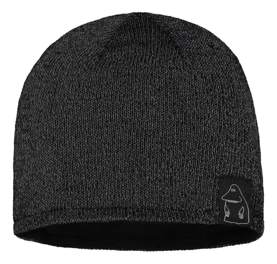 Moomin reflective adult's beanie, black