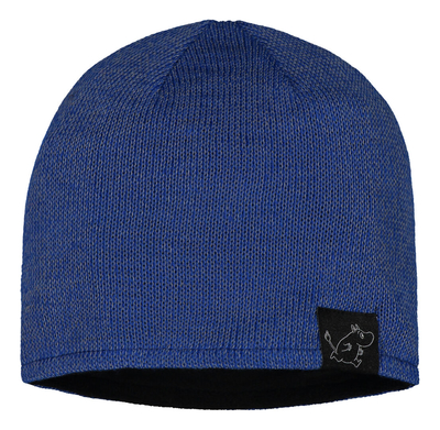 Moomin reflective adults' beanie, blue
