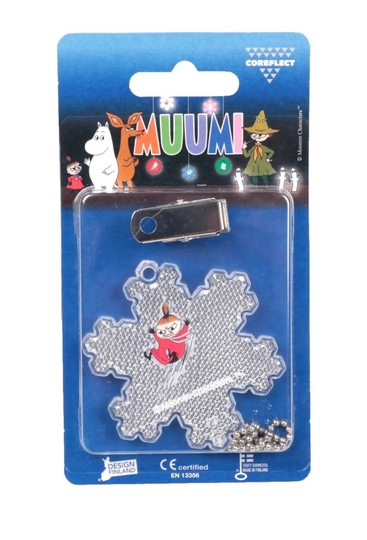Moomin reflector, Little My