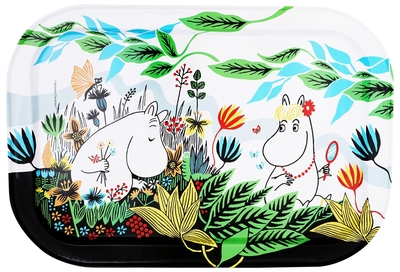 Moomin serving tray, Meadow