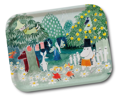 Moomin serving tray, a Hobgoblin's Hat