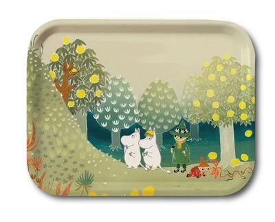 Moomin serving tray 27x20, Valley Hill Bonnier
