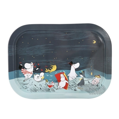 Moomin serving tray Storm