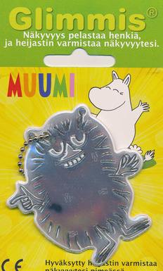 Moomin soft reflector, Stinky