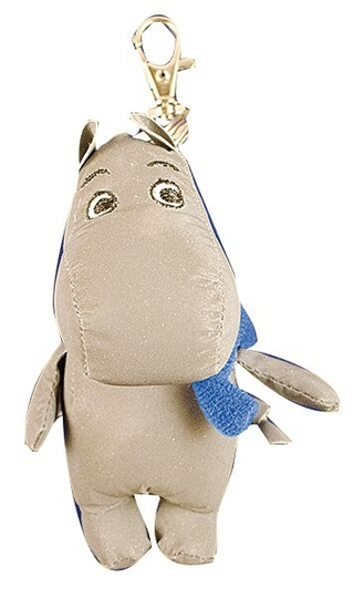Moomin soft reflector / Bag Hanger