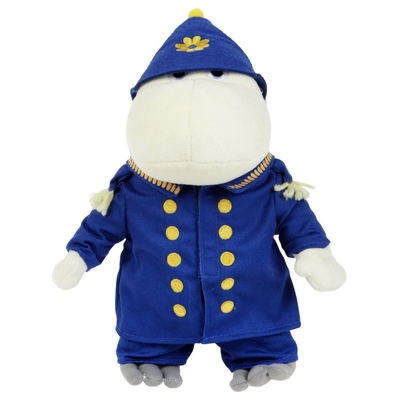 Moomin soft toy The Police Inspector 23cm