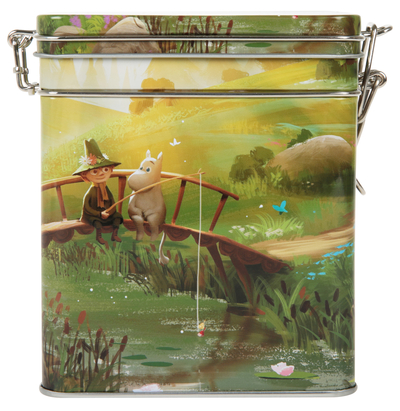 Moomin special coffee jar 3D the Bridge