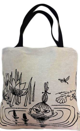 Moomin tapestry shopper bag, Little My