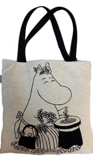 Moomin tapestry shopper bag, Moominmamma