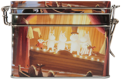Moomin tea caddy, 3D Theater