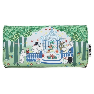 "Moomin wallet ""Party"""