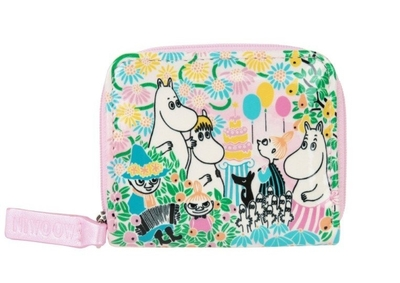 Moomin wallet Party
