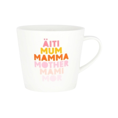 Mother mug, colors