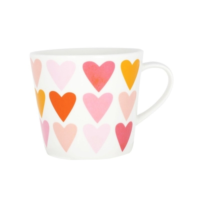 Mug Hertta, colorful