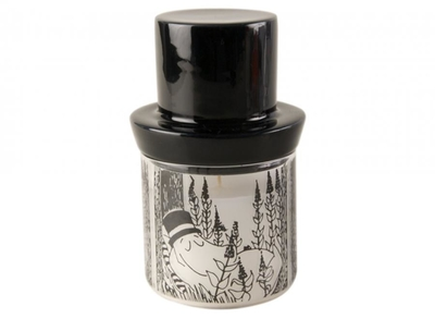 Muurla Candle with an extinguishing lid, Moominpappa 13.5cm
