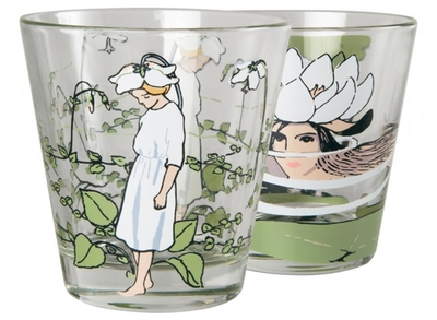 Muurla Elsa Beskow glasses 2,7dl 2pcs/packet
