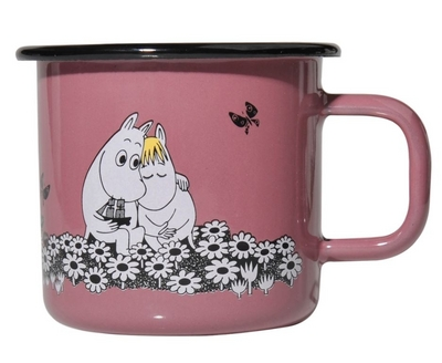 Muurla Enamel Mug Together Forever