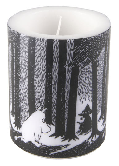 Muurla Moomin candle By the Bonfire, 12cm
