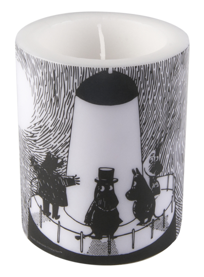 Muurla Moomin candle Lighthouse, 12cm