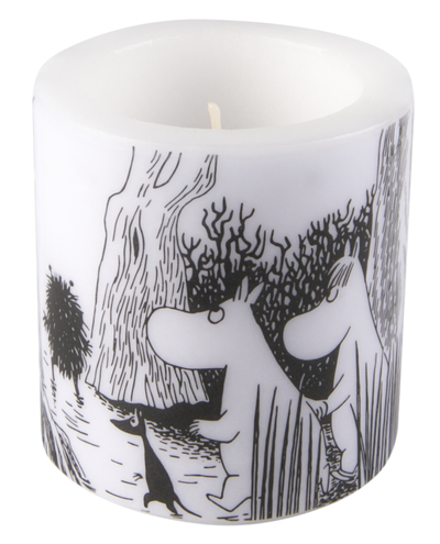 Muurla Moomin candle Secret Place, 8cm